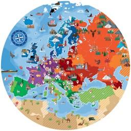 Viaggia, conosci, esplora. Europa