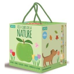 Éco-cubes de la nature