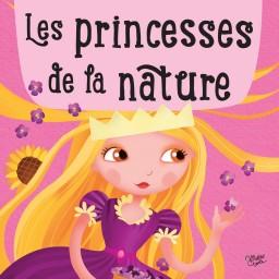 Les Princesses de la Nature - Livre couverture