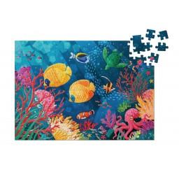 La Planète en Danger, Le Récif Corallien - Puzzle