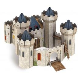 Le Château Fort 3D - Maquette