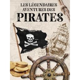 Les Aventures des Pirates 3D - Livre