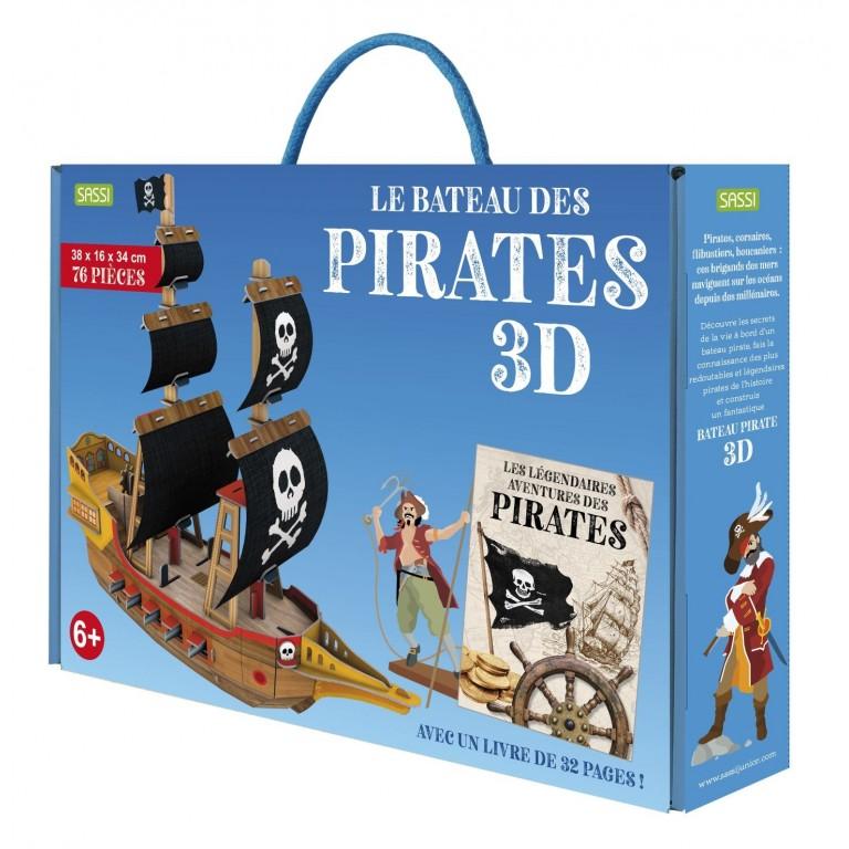 Les Aventures des Pirates 3D