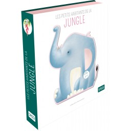 Les Petits Habitants de la Jungle - Livre sonore