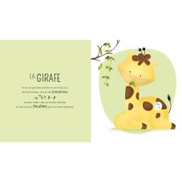 Les Petits Habitants de la Savane - Page 1