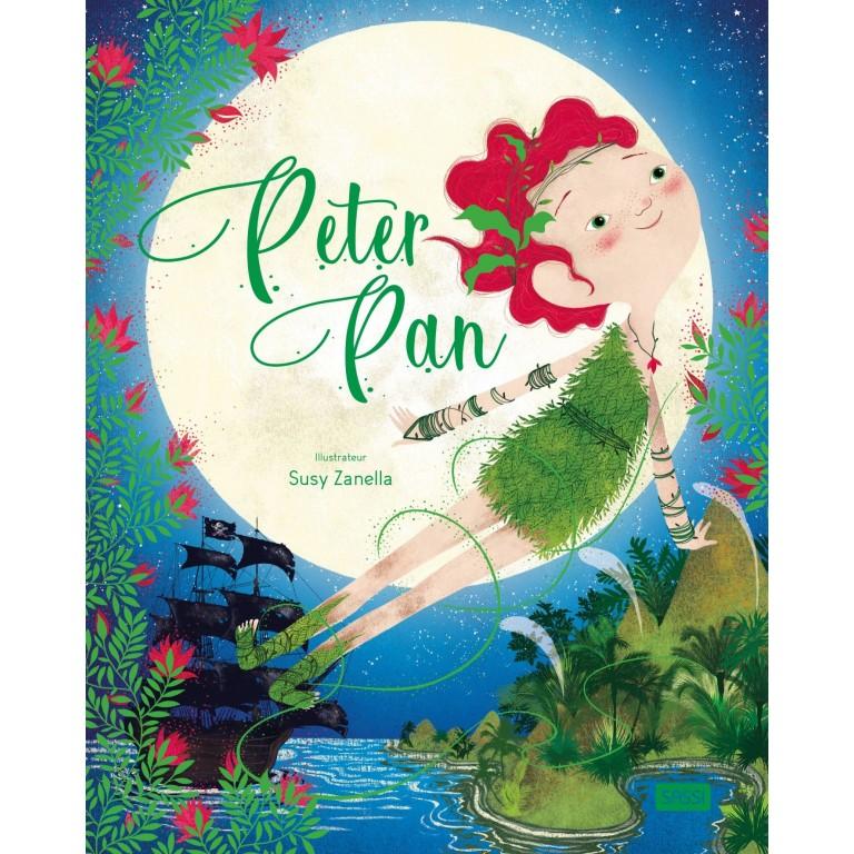 Peter Pan - Livre