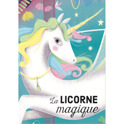 La Licorne - Livre