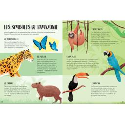 La Planète en Danger, L'Amazonie - Page 2