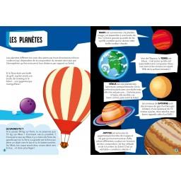 Voyage, découvre, explore. L'espace - Page 1