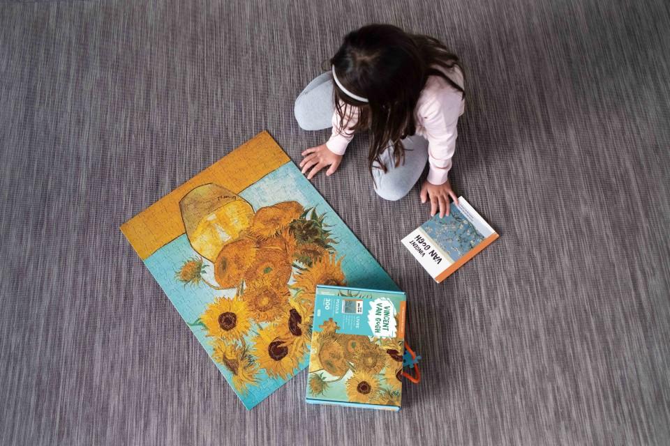 Livres & Puzzles - Les Mallettes de l'Art