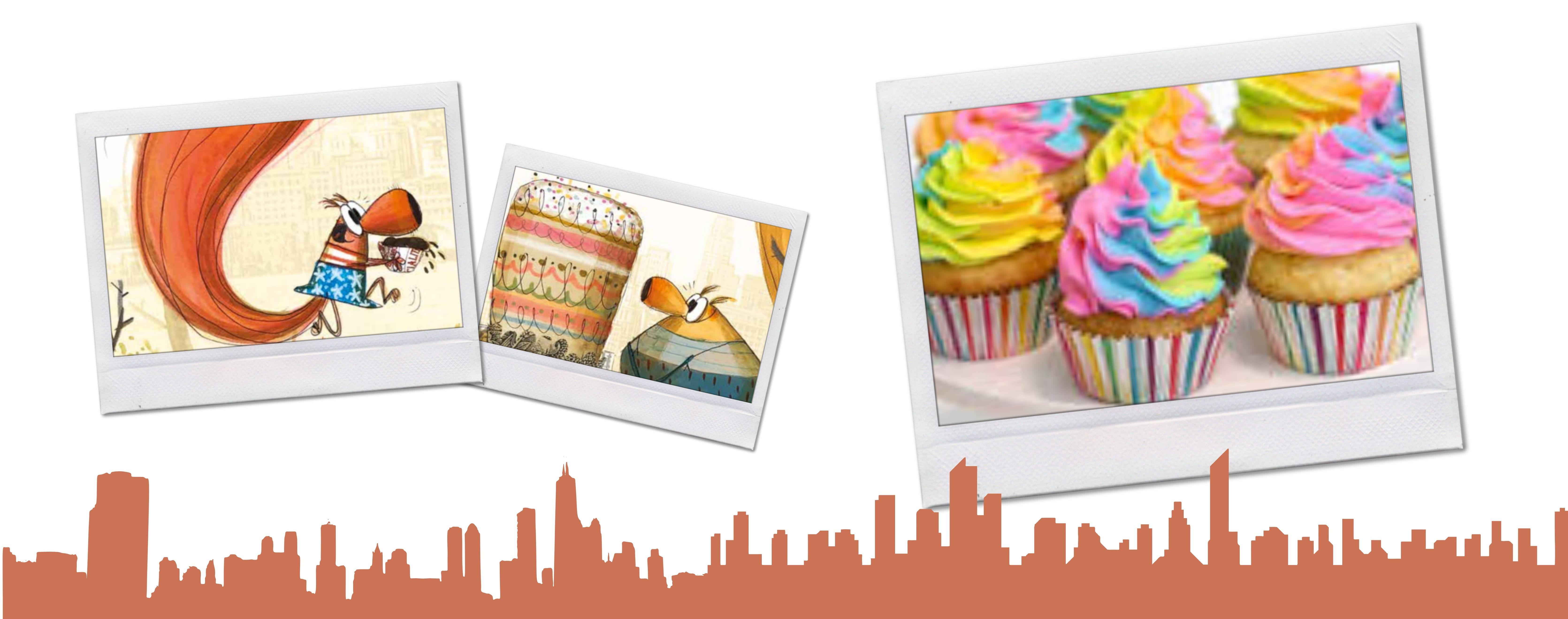 Cuisine avec Pina ! - La recette des Rainbow Cake