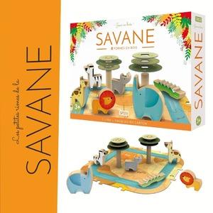 Lis et émerveille toi avec SASSI Junior🦄  🌐Disponible sur notre site internet http://www.sassijunior.fr🌐 Et dans vos magasins de jouets 🤖 et librairies préférés 📚  #sassijunior #sassijuniorfrance #livrejeunesse #savane #puzzle #puzzlebois