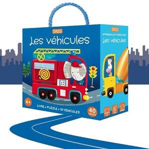 Découvre, apprends et cherche les véhicules ! 🚗🚑🚒  Lis et émerveille toi avec SASSI Junior 🦄    🌐Disponible sur notre site internet  http://www.sassijunior.fr, vos Magasins de jouets 🤖 & librairies préférés📚      #sassijunior #sassijuniorfrance #puzzle #animaux #ambulance #pompiers #livresjeunesse #livresenfants #voiture #vehicules #ambulance   @pompiers_paris  @24heuresdumans  @f1