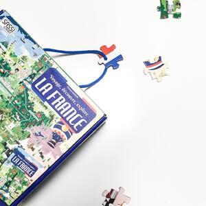 🇫🇷🇫🇷   Le puzzle 🧩 géant de la France 🇫🇷✨   🇫🇷🇫🇷 ⠀ #14juillet #fetenationale #nationale #france #sassijunior #sassijuniorfrance #livrejeunesse #puzzle #histoire #geant  #decouvrir #decouvre #voyage #explore
