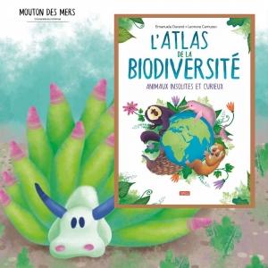 Lis et émerveille toi avec SASSI Junior 🦄   🌐 Disponible sur notre site internet http://www.sassijunior.fr et dans vos magasins de jouets et librairies préférés 🌐⠀ ⠀ #sassijunior #sassijuniorfrance #livrejeunesse #biodiversité #nature #atlas #apprends 