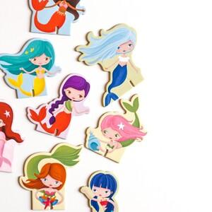 Les sirènes🧜♀️ sont les princesses de la mer🌊 . . . . . . . . #sirene #livreenfant #enfant #sassi #sassijunior #puzzle #puzzleenfant #puzzlepourenfants #sirène