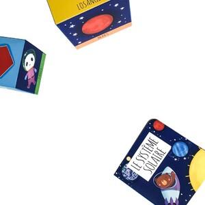 Apprendre les formes 🔷, couleurs🌈, chiffres🔢, planètes 🪐 et animaux 🐼 dans l'Espace ✨, c'est possible !  .  . Empile les cubes et découvre le système solaire 🪐 . .  #sassi #sassijunior #junior #livrejeunesse #jeunesse #apprends #découvre #sassijuniorfrance #espace #systeme #solaire #space #solar #animaux #planete