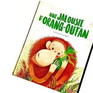 🍌Lis et émerveille toi avec SASSI Junior🍌  🌐Disponible sur notre site internet sassijunior.fr 🌐et dans vos magasins de jouets🤖 et librairies 📚préférés      #sassijunior #sassijuniorfrance #livrejeunesse #singe #jalousie #album #albumillustré #livreenfant #editionjeunesse