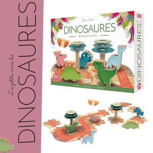 Les Dinosaures arrivent ! 🦖 Vous aimez ?  Lis et émerveille toi avec SASSI Junior 🦄     🌐Disponible sur notre site internet  http://www.sassijunior.fr, vos Magasins de jouets 🤖 & librairies préférés📚      #sassijunior #sassijuniorfrance #puzzle  #dinosaure #puzzlebois #dino #livresjeunesse #livresenfants #trex #jurassicbook
